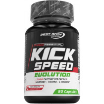 Best Body Nutrition Kick Speed Evolution - 80 Kapseln