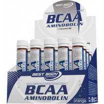 Best Body Nutrition BCAA Aminobolin - 20 Ampullen