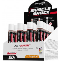 Best Body Nutrition Muscle Shock - 20 Trinkampullen