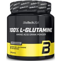 BioTechUSA 100% L-Glutamine - 500g