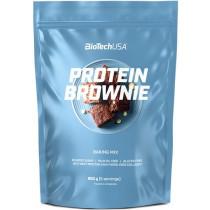BioTechUSA Protein Brownie Basispulver - 600g