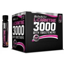 BioTechUSA L-Carnitin 3000 - 20 Ampullen