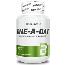 BioTechUSA One a Day - 100 Tabletten