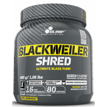 Olimp Blackweiler Shred - 480 g Pulver