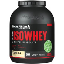 Body Attack Extreme Iso-Whey - 1800g