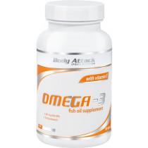 Body Attack Omega 3 - 90 Kapseln
