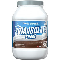 Body Attack Soja Isolate Shake - 750g