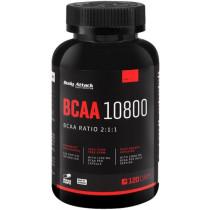 Body Attack BCAA 10800 - 120 Kapseln