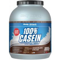 Body Attack 100% Casein - 1,8kg