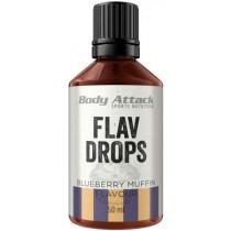 Body Attack Flav Drops - 50ml