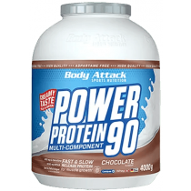 Body Attack Power Protein 90 - 4000g