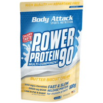Body Attack Power Protein 90 2.0 - 500g Beutel