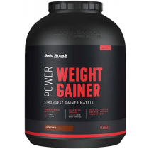 Body Attack Power Weight Gainer - 4,75kg