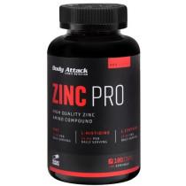 Body Attack Zinc Pro 180 Kapseln
