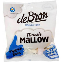 De Bron Marsh Mallows - 75g Beutel