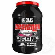 BMS Designer Protein - 2000g Dose