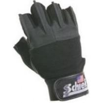 Schiek Sports Frauenfitnesshandschuhe Model 520 - schwarz