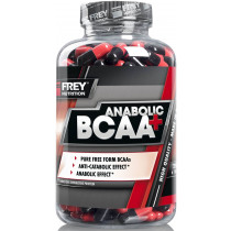Frey Nutrition Anabolic BCAA - 250 Kapseln