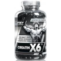 FREY NUTRITION Creatin X6® - 250 Kapseln