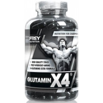 FREY NUTRITION GLUTAMIN X4® - 250 Kapseln