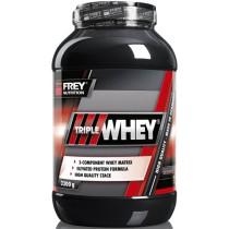 FREY NUTRITION Triple Whey - 2300g