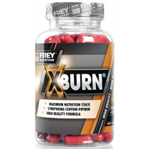 FREY NUTRITION X-Burn - 120 Kapseln