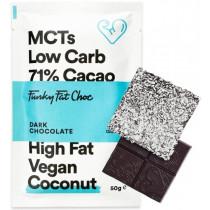 Funky Fat Foods Keto Chocolate - 50g