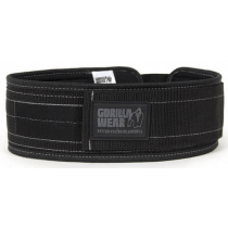 Gorilla Wear 4 Inch Nylon Belt
