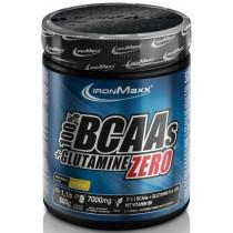 Ironmaxx BCAAs + Glutamine Zero - 500 g Dose