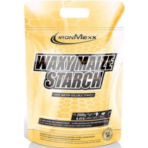 Ironmaxx Waxy Maize Starch - 2000g Beutel