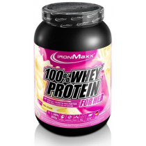 Ironmaxx 100% Whey Protein For Her - 900g