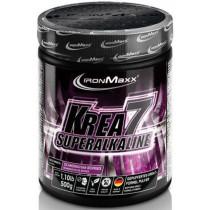 Ironmaxx Krea7 Superalkaline Pulver - 500g