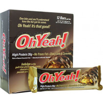 Oh Yeah Protein Bar - 12 x 85g