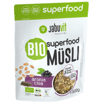 JabuVit Bio Superfood Müsli - 500 g