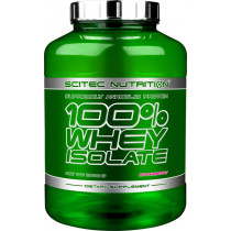Scitec Nutrition 100% Whey Isolate 2000gr. Dose