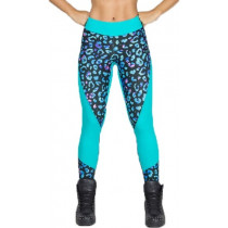 LaBellaMafia - Pop Blue Leggings