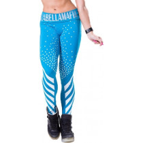 LabellaMafia - Ultimate Splice Blue Leggings