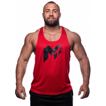 M13 Code Tanktop - Red