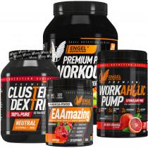 Engel Nutrition Complete Workout Stack