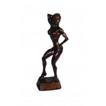 Bodybuilding Figur Woman - Fitness 36 cm
