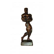 Bodybuilding Figur Man - Side Chest Arnold 44 cm