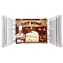 OAT KING Birthday Cake Meisterstück - 100g