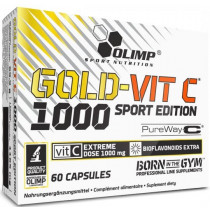 Olimp Gold-Vit C 1000 Sport Edition - 60 Kapseln