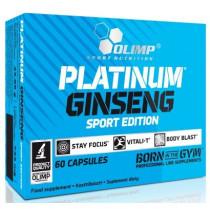 Olimp Platinum Ginseng Sport Edition - 60 Kapseln