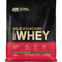Optimum Nutrition 100% Whey Protein - 4,53 kg Beutel