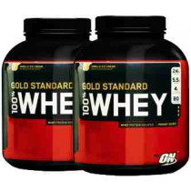 Optimum Nutrition 100% Whey - Doublepack