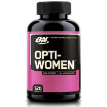 Optimum Nutrition Opti-Women - 120 Kapseln