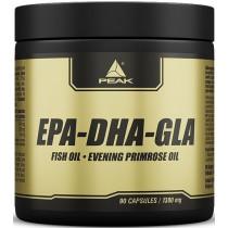Peak EPA/DHA/GLA Omega 3 Fettsäuren - 90 Kapseln