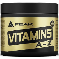 Peak Vitamins A-Z - 180 Tabletten à 750 mg