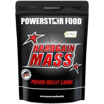 Powerstar Hardgain Mass - 1600g Beutel